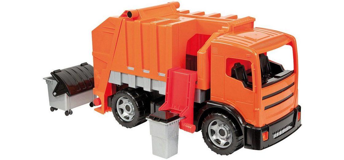 LENA® Spielfahrzeug, »Starke Riesen Müllwagen«