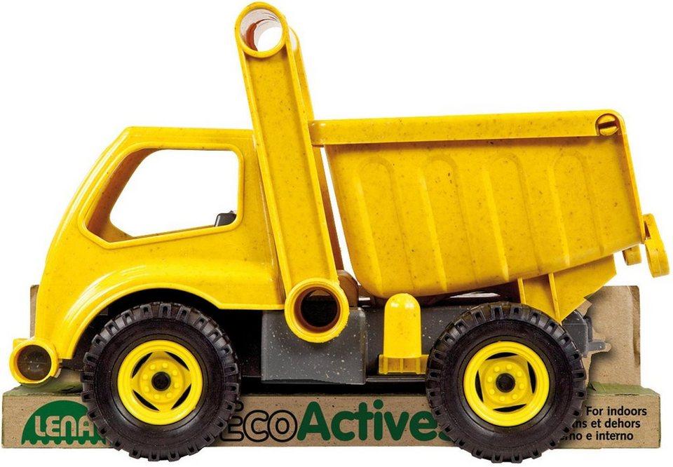 LENA® Sandspielzeug, »EcoActives Kipper« in gelb