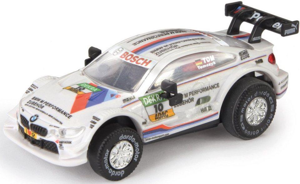 DARDA® Spielfahrzeug, »DTM BMW M4 Tomczyk« in weiß
