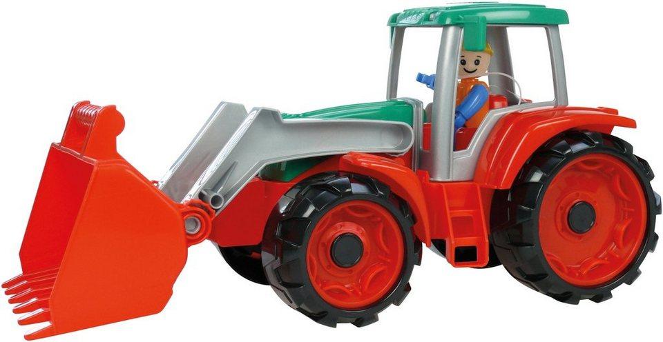 LENA® Sandspielzeug, »Truxx Traktor mit Frontschaufel«