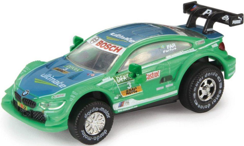 DARDA® Spielfahrzeug, »DTM BMW M4 Farfus« in grün