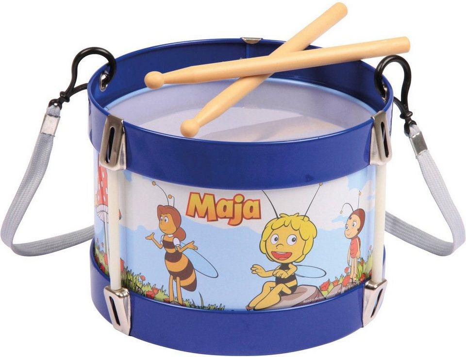 BOLZ Musikinstrument für Kinder, »Trommel Biene Maja«