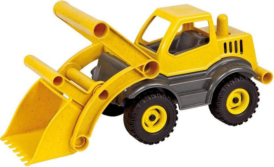 LENA® Sandspielzeug, »EcoActives Schaufellader« in gelb