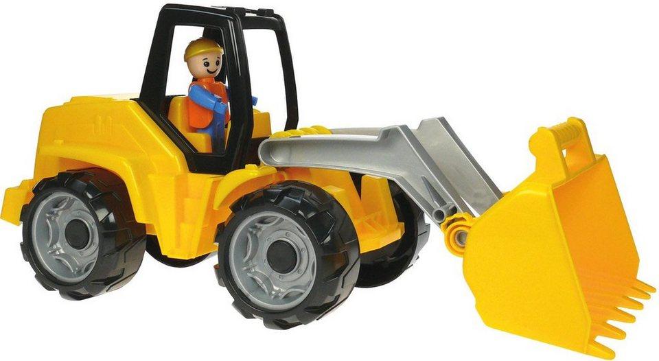 LENA® Sandspielzeug, »Truxx Lader« in schwarz/gelb