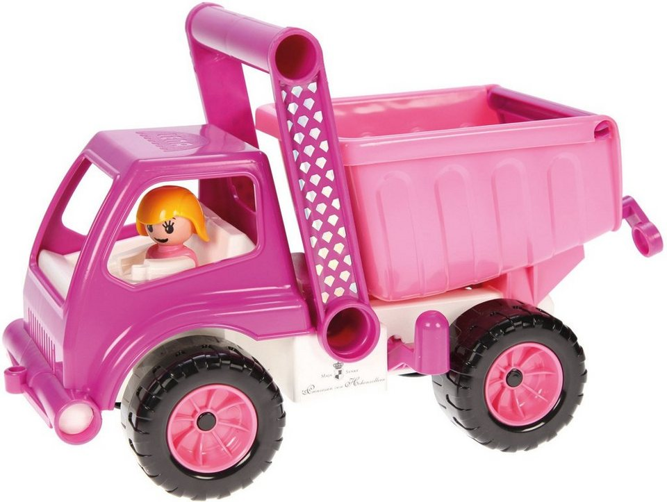 LENA® Spielfahrzeug, »Prinzessin von Hohenzollern Princess Kipper« in pink