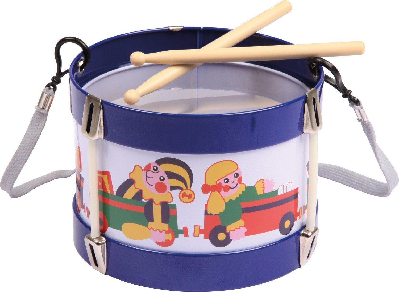 BOLZ Musikinstrument für Kinder, »Trommel Spielkiste«