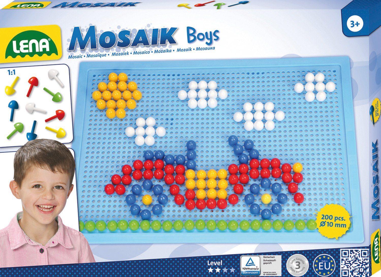 LENA® Steckset, »Mosaik Boys«