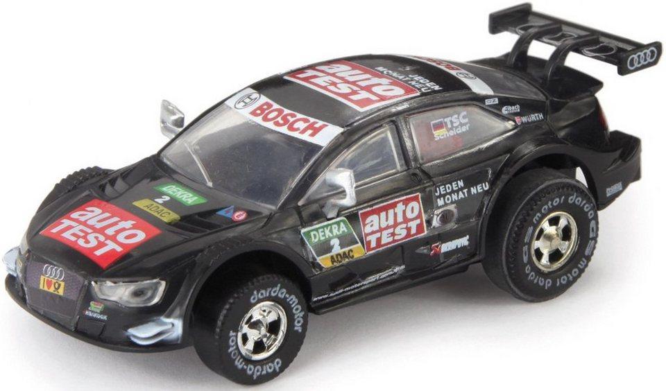 DARDA® Spielfahrzeug, »DTM Audi RS5 Scheider« in schwarz