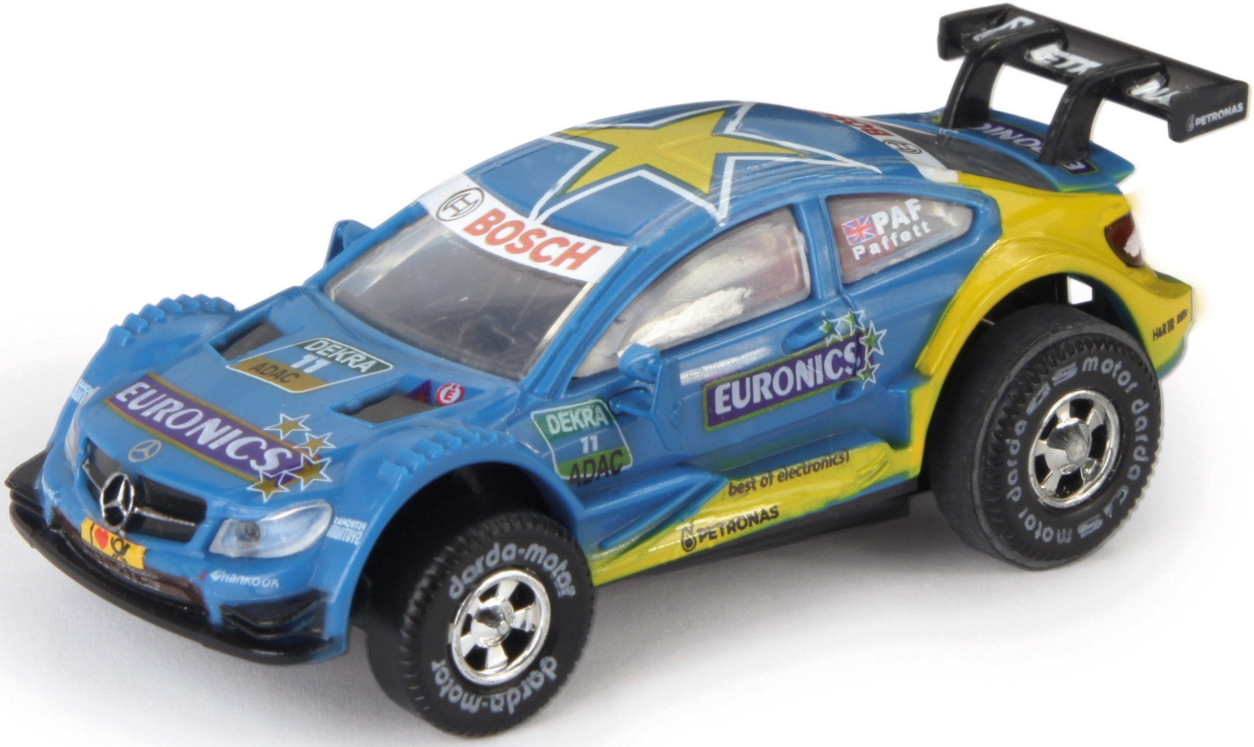 DARDA® Spielfahrzeug, »DTM Mercedes Benz C Coupé Paffett«