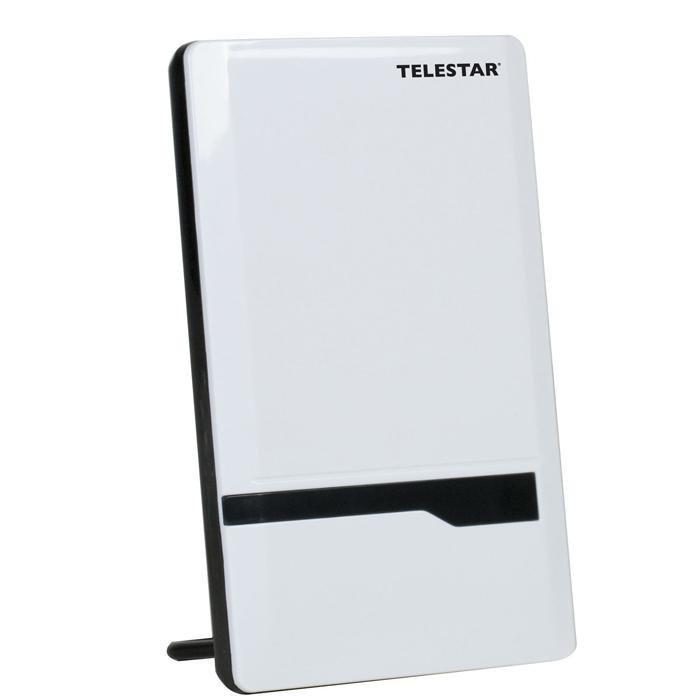 TELESTAR Aktive DVB-T Zimmerantenne »ANTENNA 7 LTE« in weiß