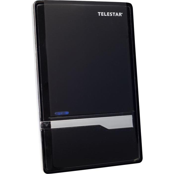TELESTAR Aktive DVB-T Zimmerantenne »ANTENNA 7 LTE« in schwarz