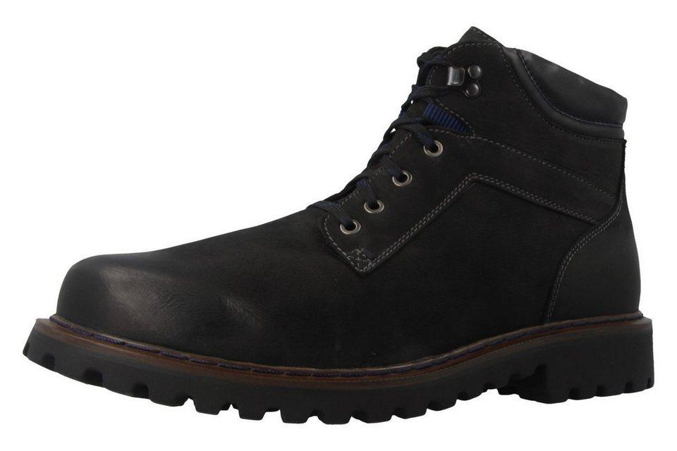 Josef Seibel Boots in Schwarz