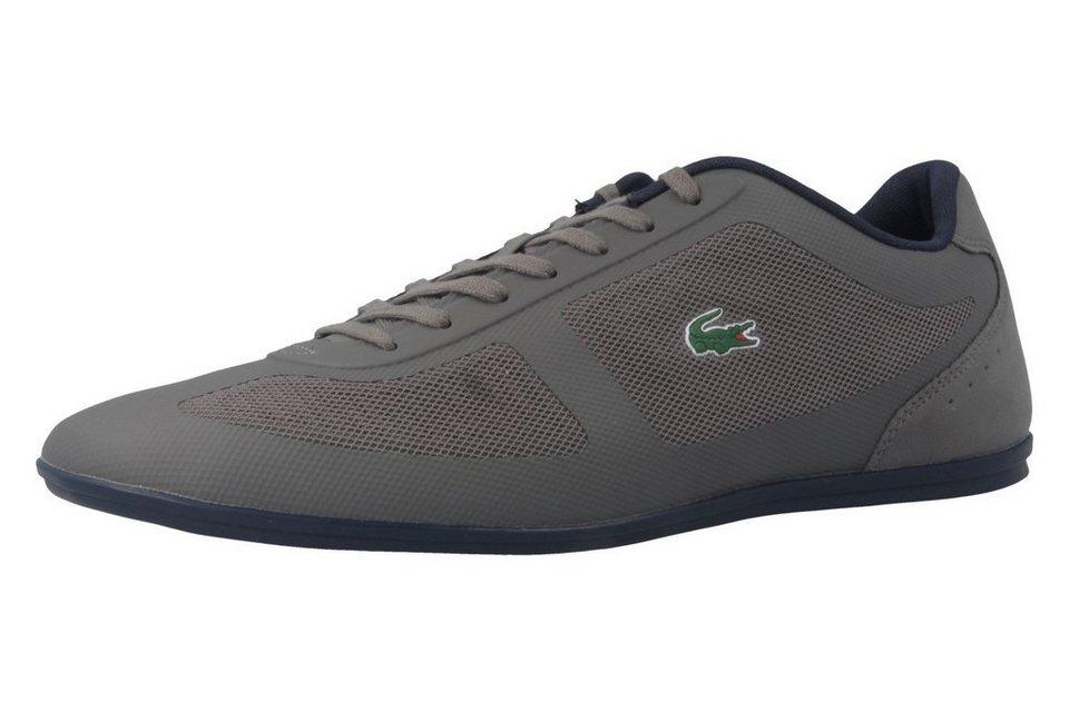 Lacoste Sneaker in Grau