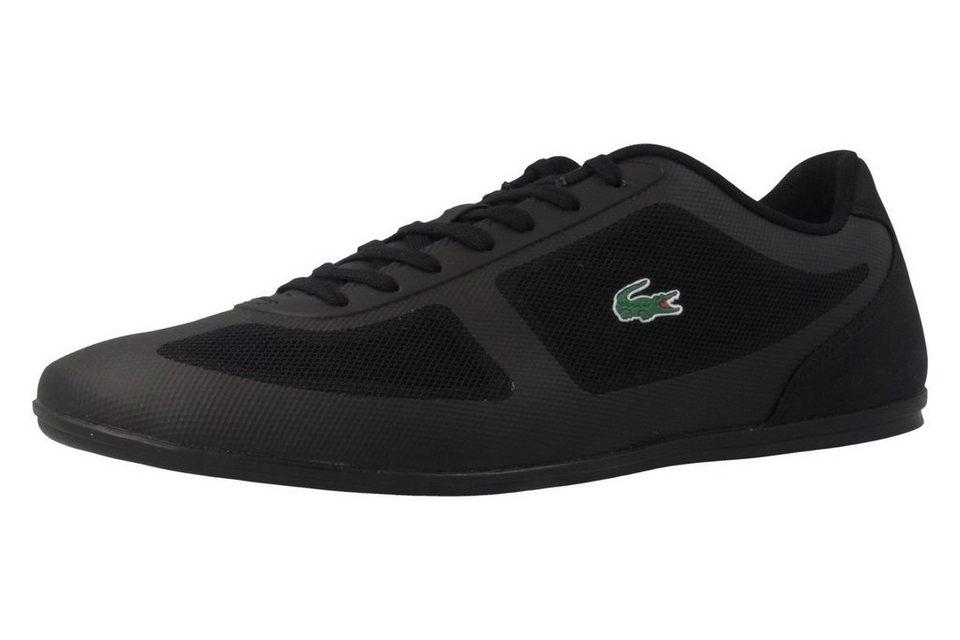 Lacoste Sneaker in Schwarz