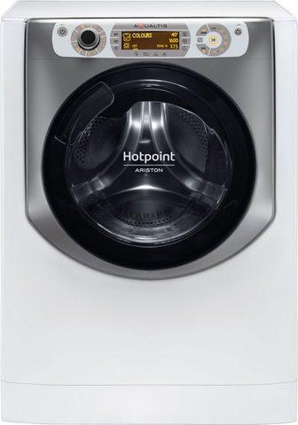 Hotpoint Skalbimo mašina-džiovyklė AQD1072D 697...