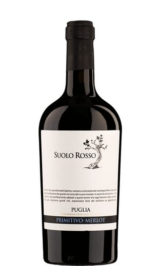 Rotwein aus Italien, 13,5 Vol.-%, 75,00 cl »2015 Suolo Rosso«
