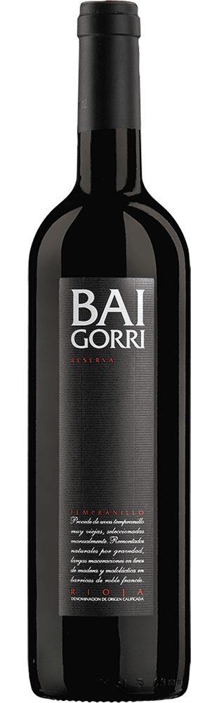 Rotwein aus Spanien, 14,5 Vol.-%, 75,00 cl »2009 Baigorri Reserva«