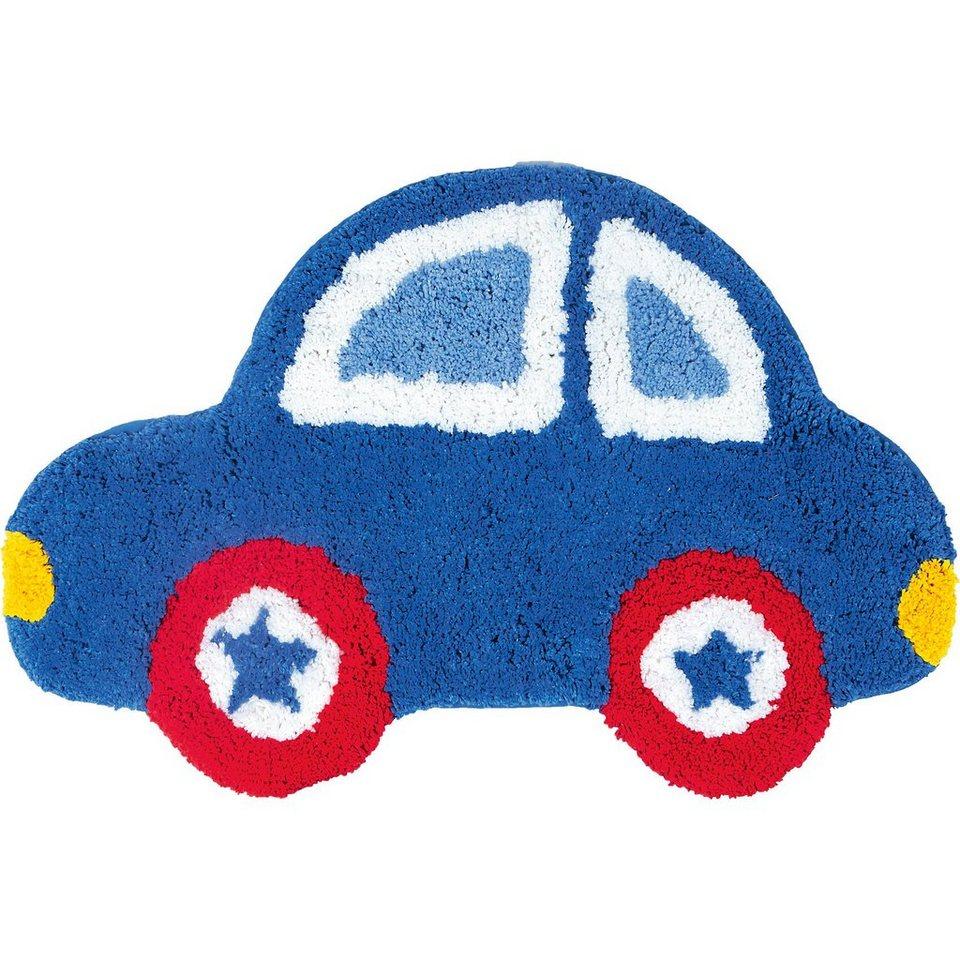 Spiegelburg Kleiner Teppich Auto BabyGlück