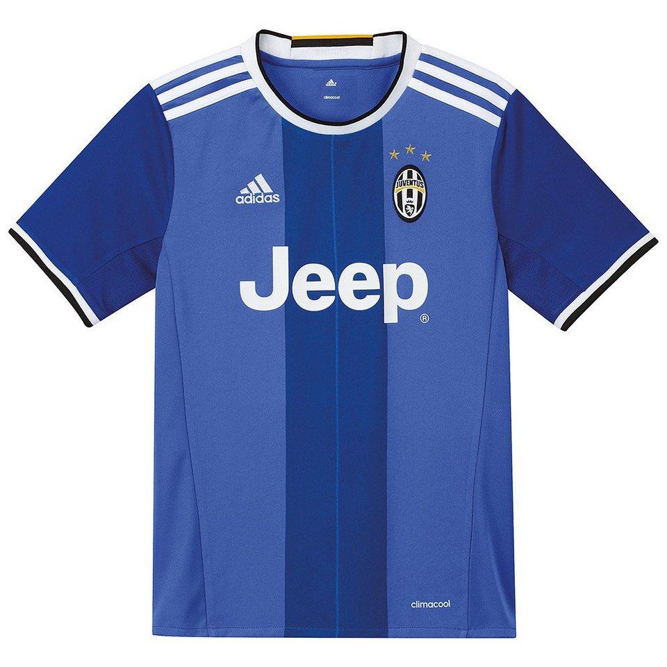 adidas Performance Juventus Turin »Trikot Away 2017« in blau