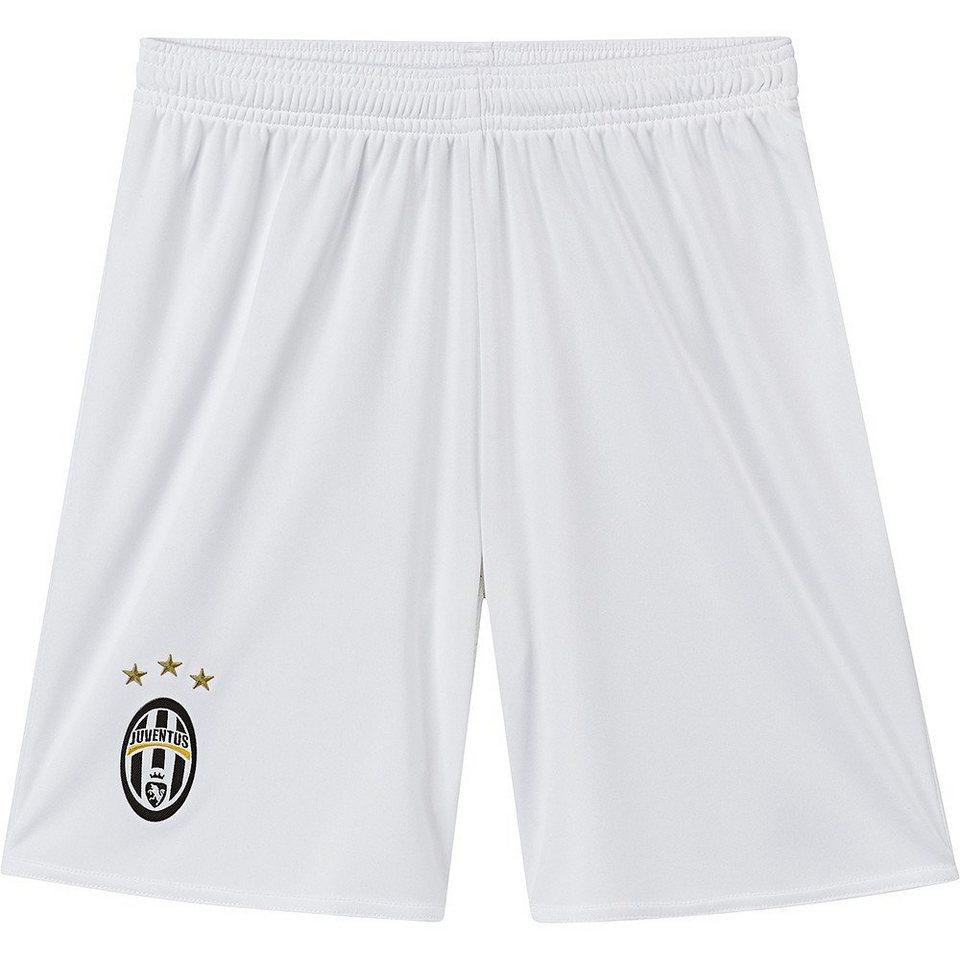 adidas Performance Juventus Turin »Short Away 2017« in weiss