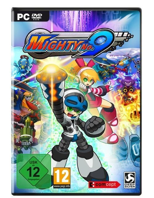 Deep Silver PC - Spiel »Mighty No.9«