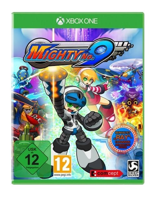 Deep Silver XBOX One - Spiel »Mighty No.9 - Ray-Edition«