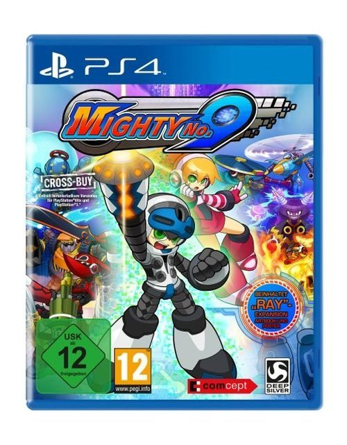 Deep Silver Playstation 4 - Spiel »Mighty No.9 - Ray-Edition«