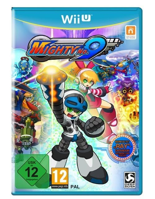 Deep Silver Wii U - Spiel »Mighty No.9 - Ray-Edition«
