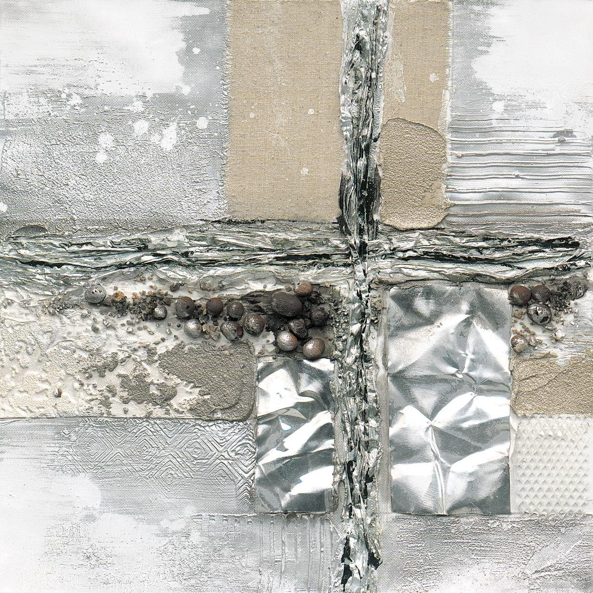 EUROGRAPHICS Handgemaltes Ölgemälde »Breathing In«, 40/40 cm