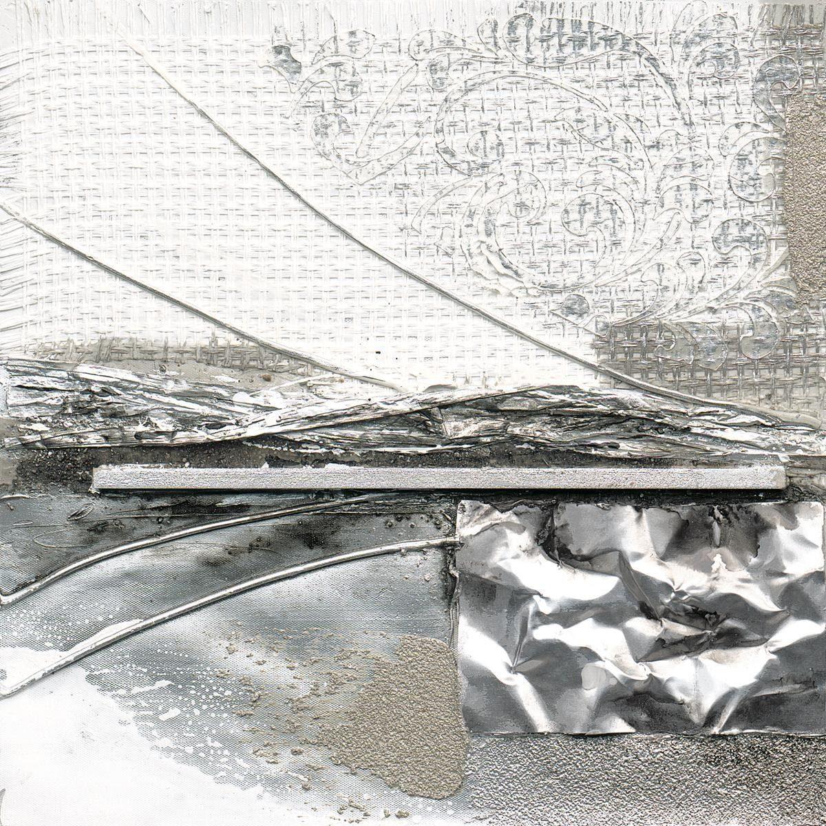 Eurographics Handgemaltes Ölgemälde »A Storms Wings I«, 40/40 cm