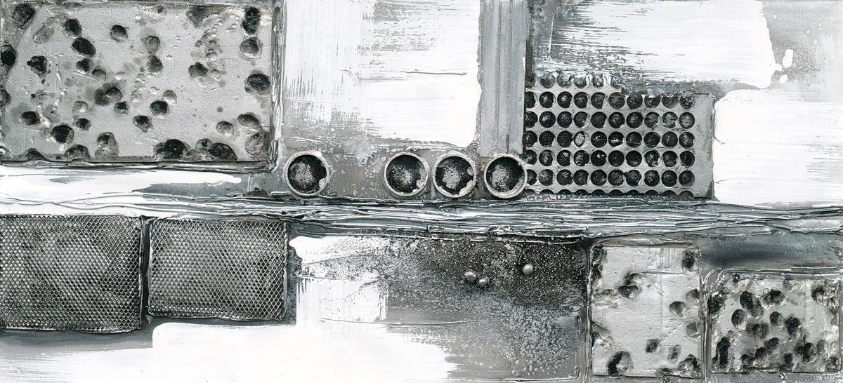 Eurographics Handgemaltes Ölgemälde »Madame Toujours«, 110/50 cm