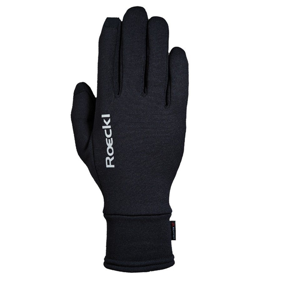 Roeckl Fahrrad Handschuhe »Paulista Handschuhe« in schwarz