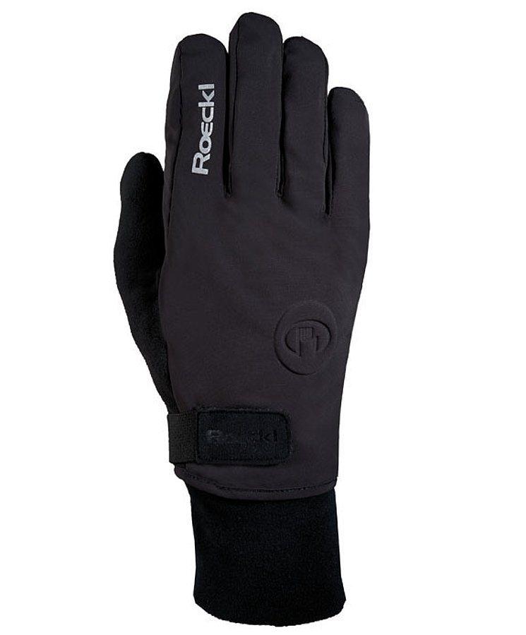 Roeckl Fahrrad Handschuhe »Ventoso GTX Handschuhe« in schwarz
