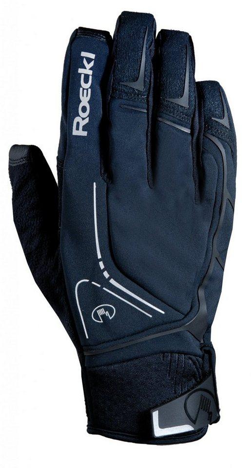 Roeckl Fahrrad Handschuhe »Ravenstein Handschuhe« in schwarz