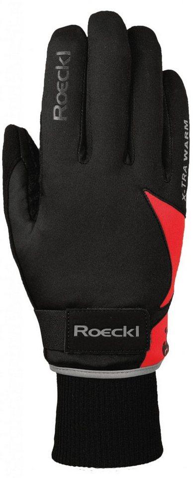 Roeckl Fahrrad Handschuhe »Vreden Handschuhe« in schwarz