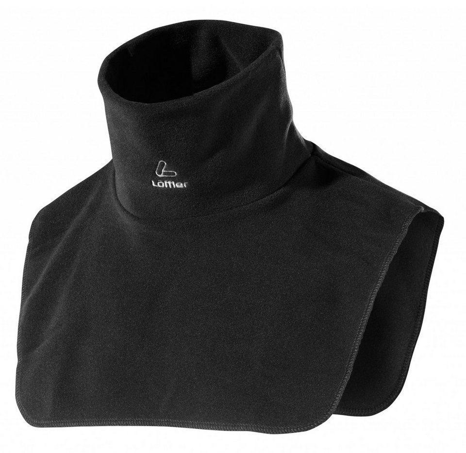 Löffler Hut »Halskrause« in schwarz