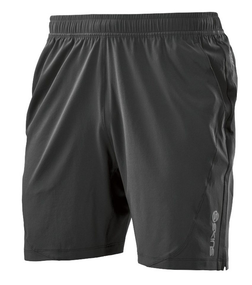 Skins Laufhose »Plus Apollo 7 Inch Short Men« in schwarz