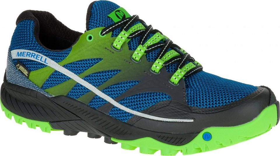 Merrell Kletterschuh »All Out Charge Gore-Tex Shoes Men« in blau