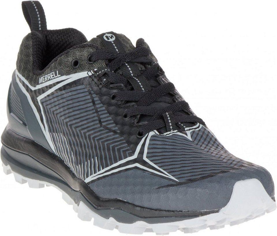 Merrell Runningschuh »All Out Crush Shield Shoes Men« in grau