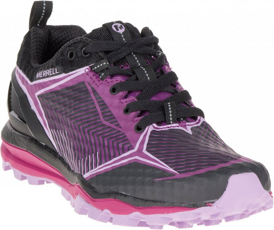 Merrell Runningschuh »All Out Crush Shield Shoes Women« in schwarz