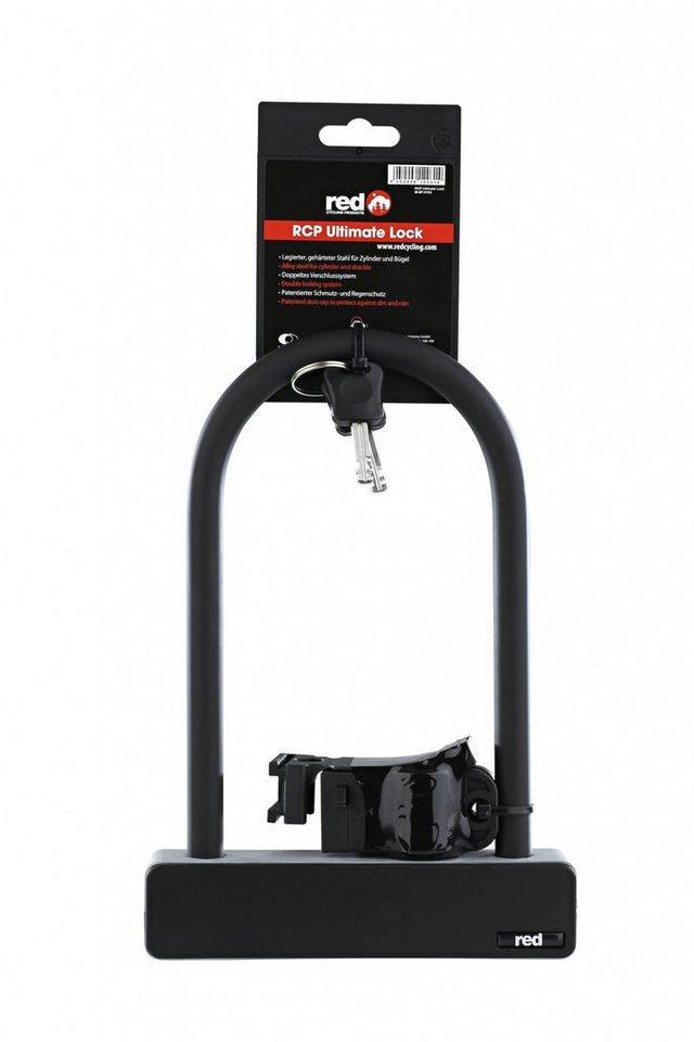 Red Cycling Products Fahrradschloss »Ultimate Lock Bügelschloss M«