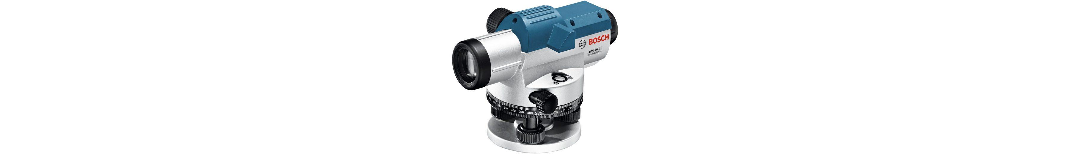 Optisches Nivelliergerät »GOL 20 G«