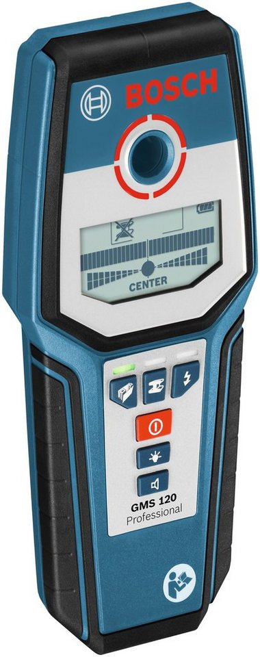 Ortungsgerät »GMS 120 Prof« in blau