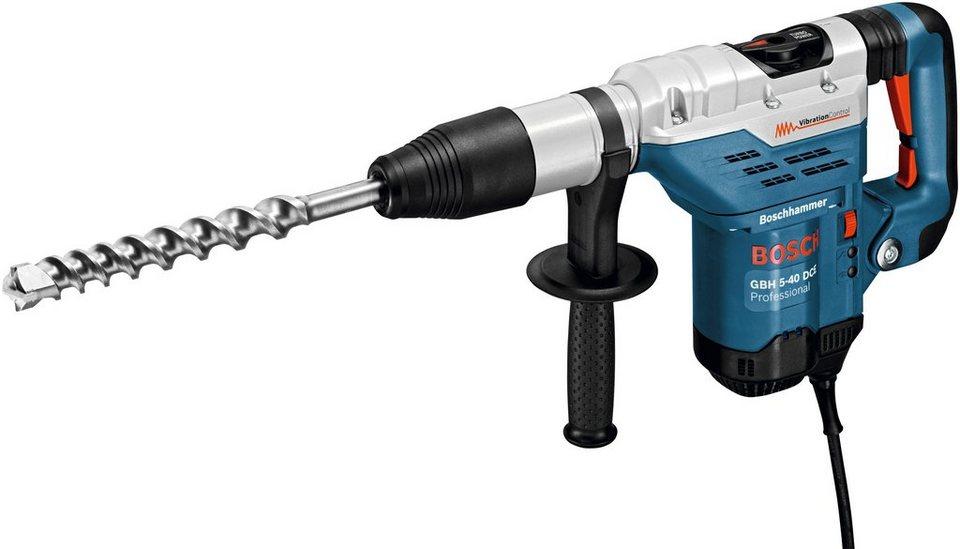 Bohrhammer »GBH 5-40 DCE« in blau