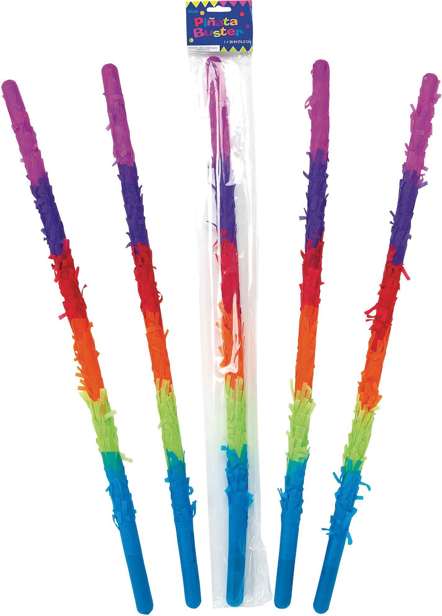 Amscan Pinata Zubehör, »Schläger Plastik mehrfarbig«