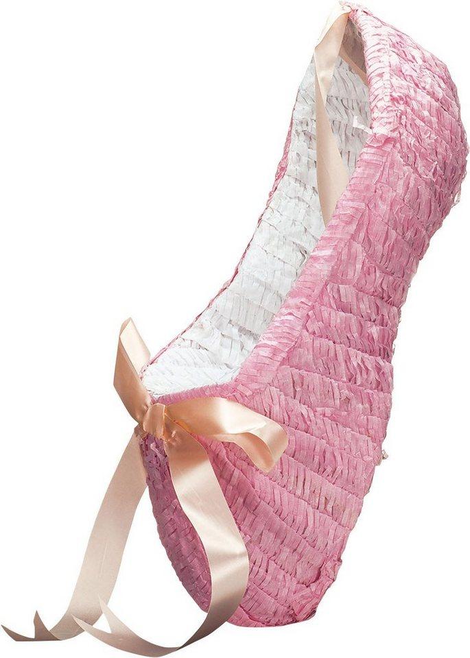 Amscan Pappmaché Figur, »Pinata Ballettschuh«