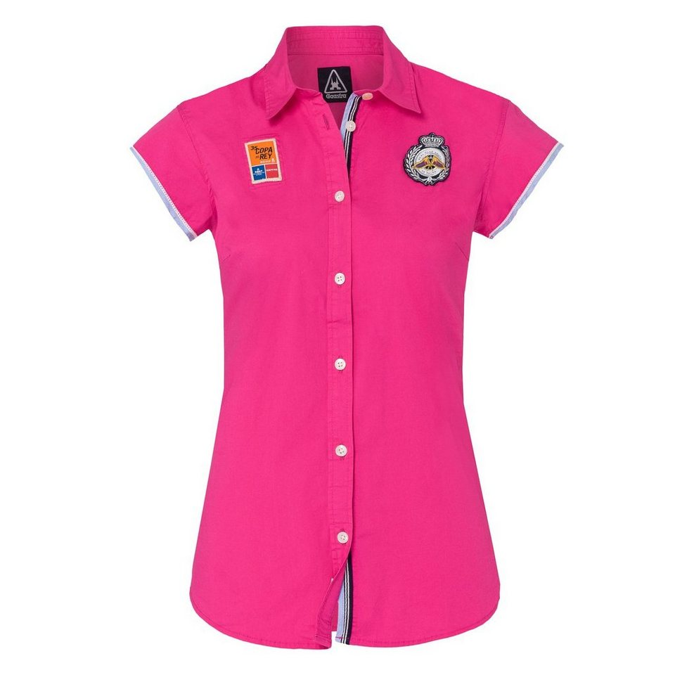 Gaastra Shirtbluse in pink