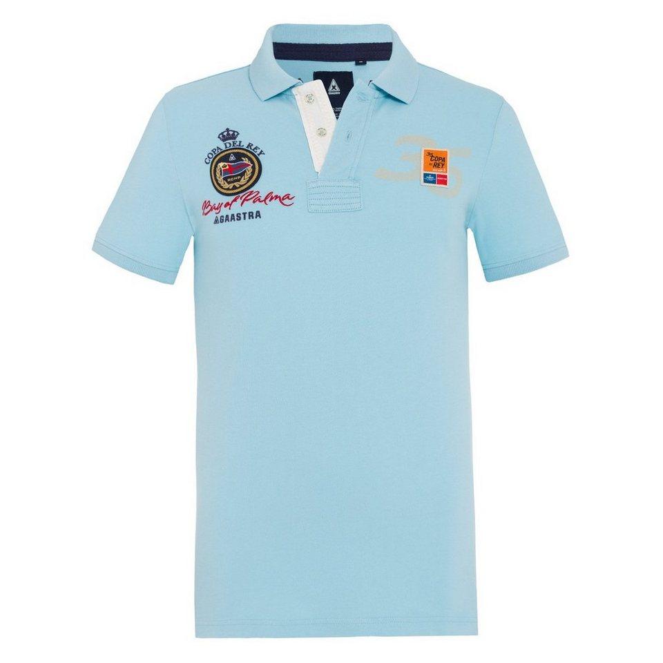 Gaastra Poloshirt in hellblau