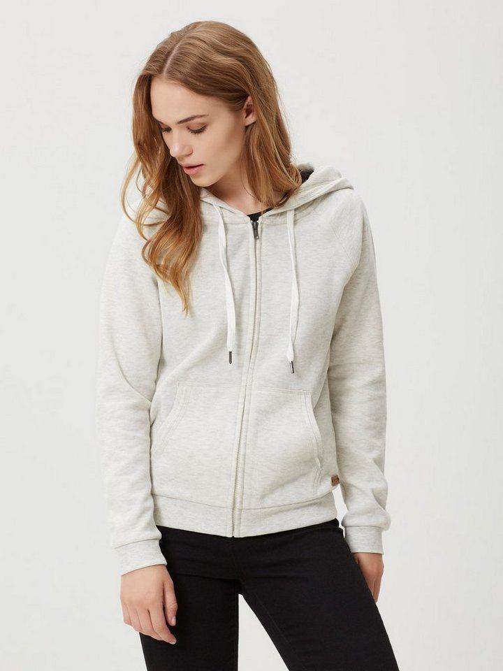 Vero Moda Langärmeliges Sweatshirt in Oatmeal