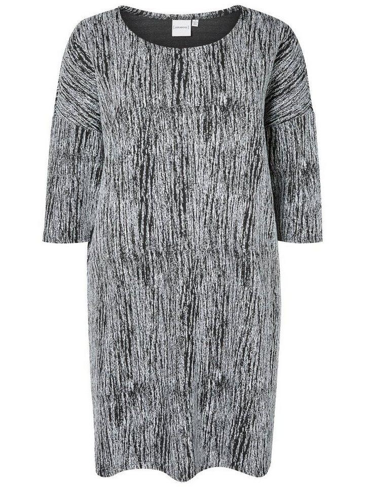 JUNAROSE Lässiges Kleid in Black